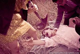 фотографии, фотограф, фильм про зомби, пародия на фильм про зомби