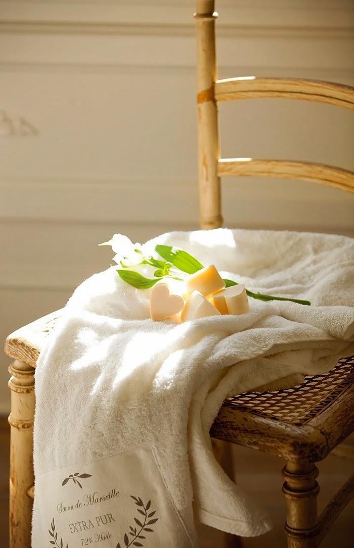 Griferia Para Baño Satinada: Interiorismo: [Deco] Un espacio delicado y relajante para desconectar