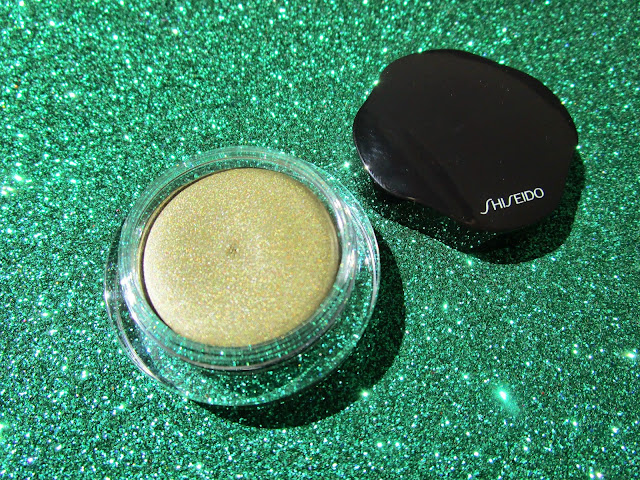 Shimmering Cream Eye Color de Shiseido Patina GR707