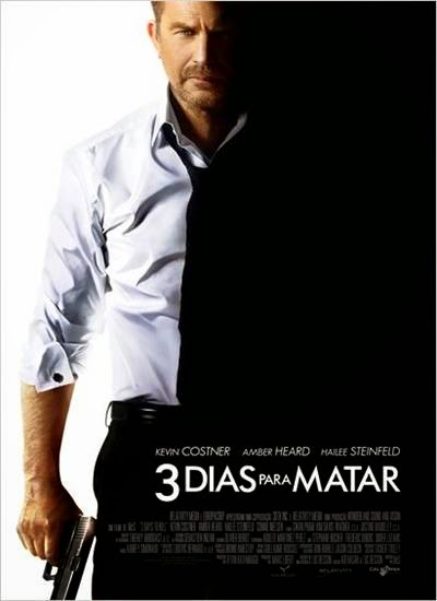 Download 3 Dias Para Matar AVI Dual Áudio + RMVB Dublado BDRip Torrent