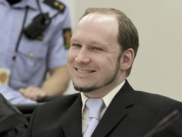 Anders Breivik, condenado a 21 años de prisión con una pena mínima de 10