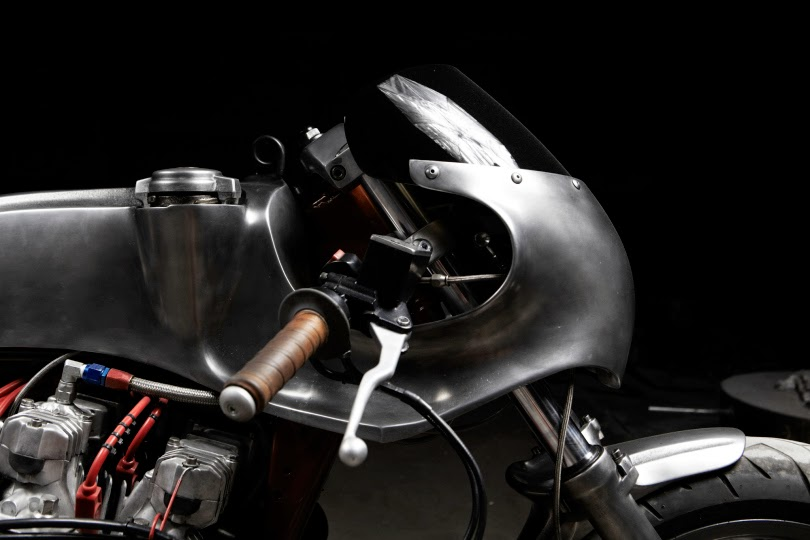 Piece Cafe Racer Speed Triplze