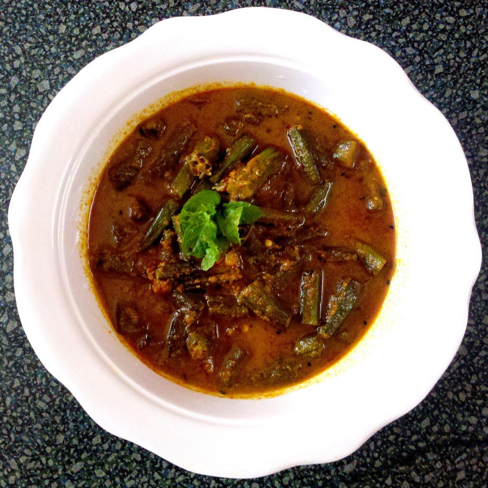 Kitchen Impossible 31 07: Usha Desi Kitchen: मसालेदार भिन्डी की सब्जी