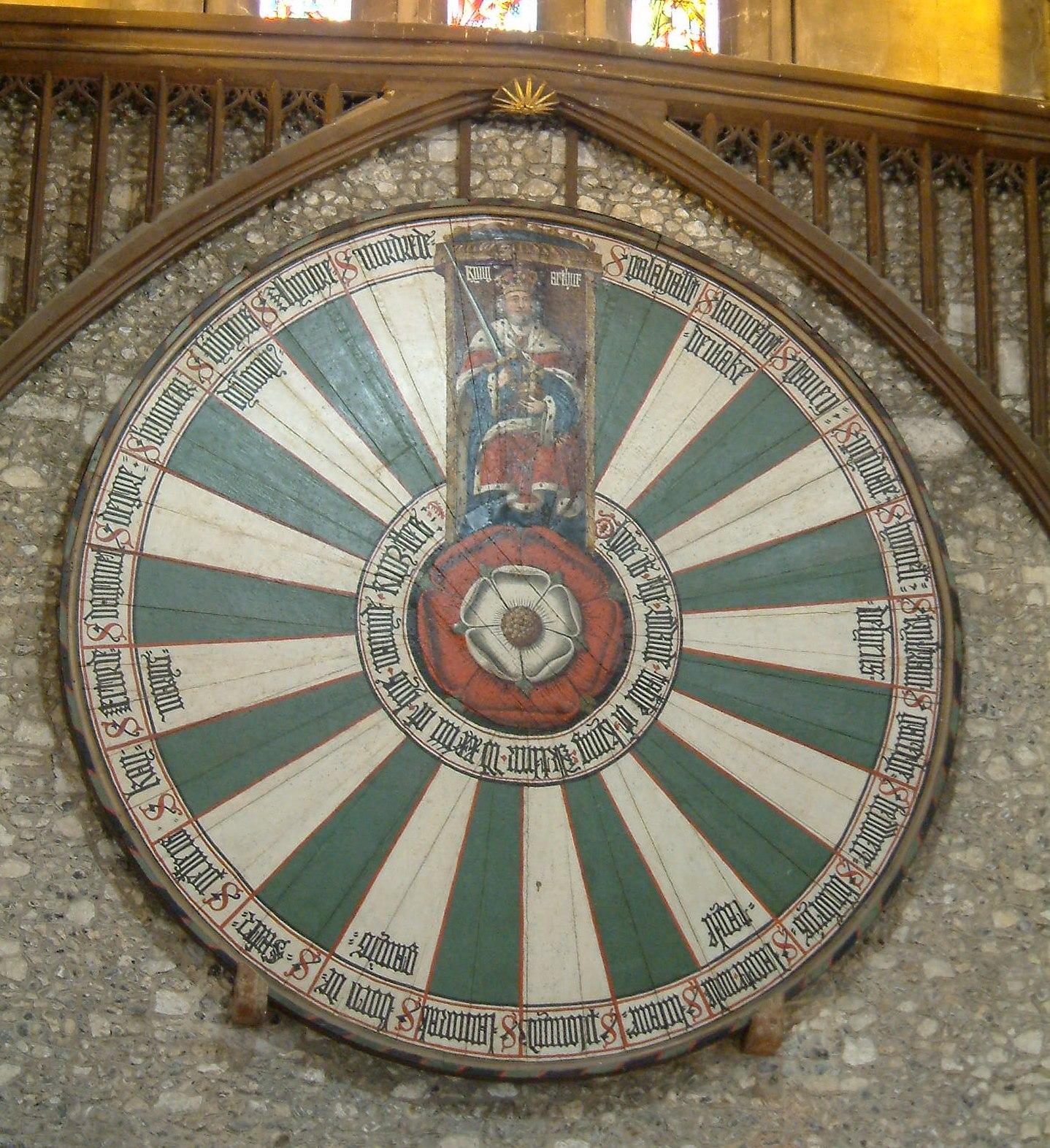 La tabla redonda y otras curiosidades matem ticas de la - La table des merville castanet ...