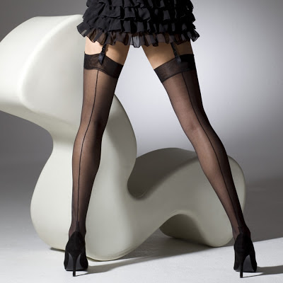 seam stockings