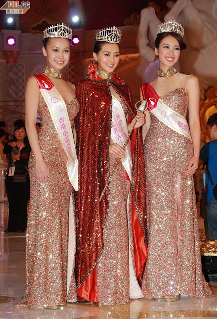 Miss Hong Kong 2012 winner Carat Cheung