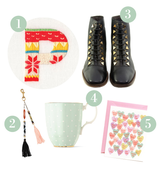 pinterest picks, maricor maricar, tassel keychain, dreamcore boots, polka dot mug, valentines
