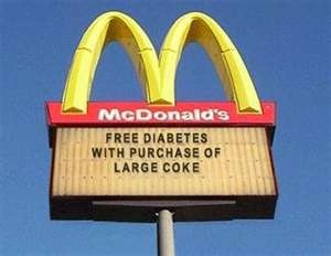 Diabetes Jokes - Diabetes Did You Know