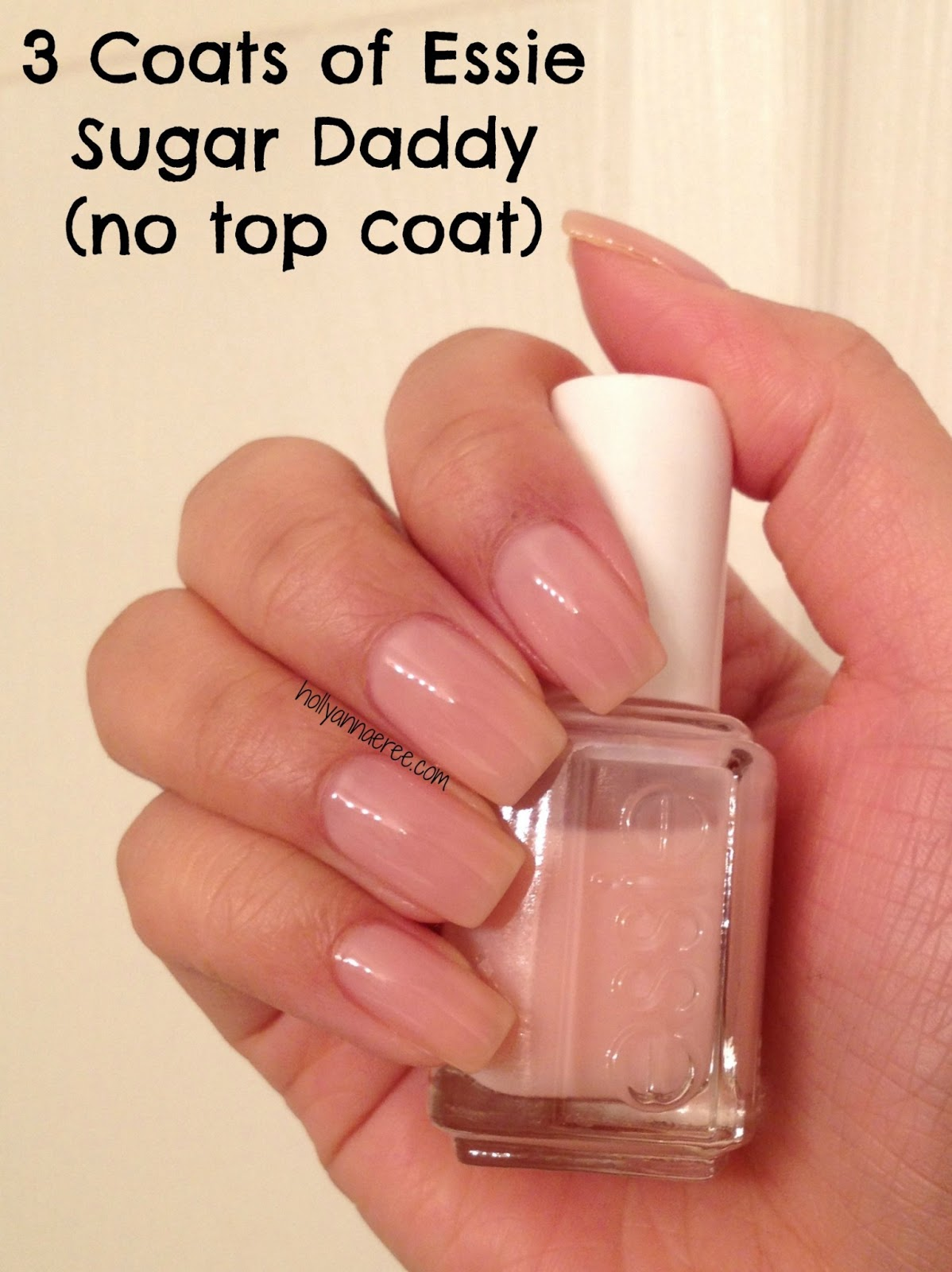 Holly Ann-AeRee 2.0: Fresh Paint: Essie Sugar Daddy - Underrated ...