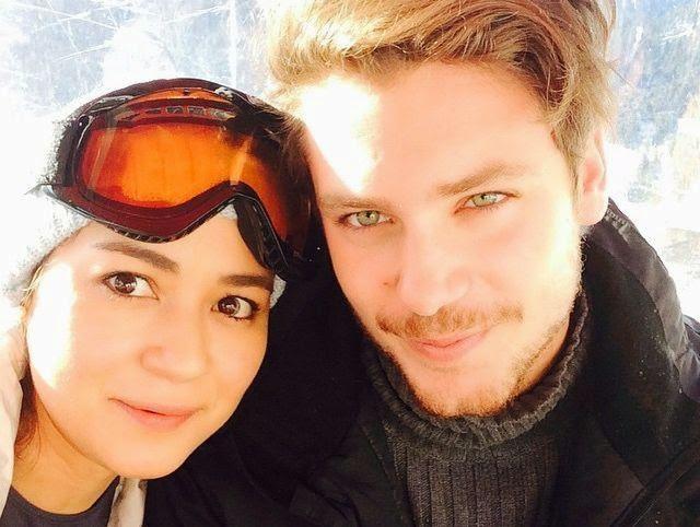 Maya Karin Main Ski Roadtrip Ke Iceland Dengan Kekasih Baru