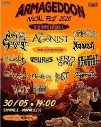 ARMAGEDDON METAL FEST