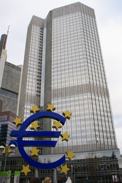 euro sign Germany