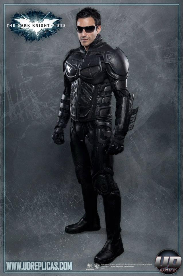 """Fashion and Action: Holy Batsuit! UD Replicas """"Dark Knight ..."""