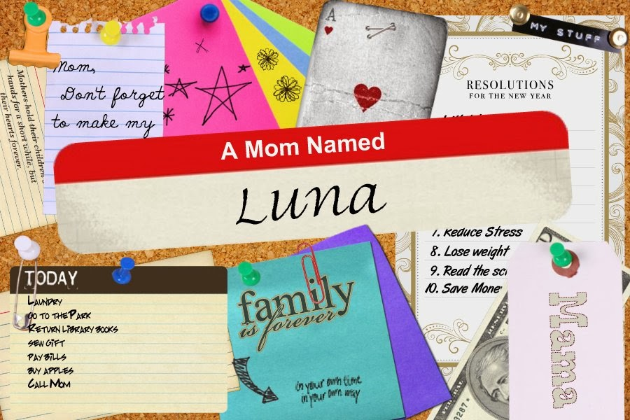 A Mom Named Luna
