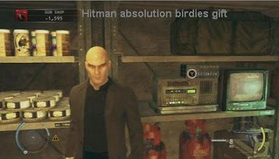Hitman Absolution Birdies Gift Item Locations