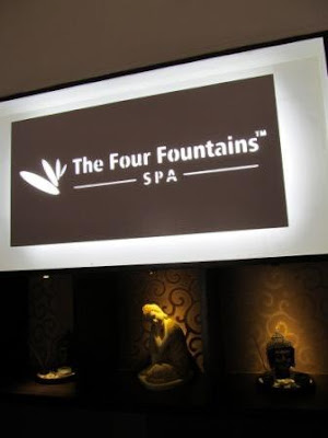 The Four Fountains Spa, Bandra, Mumbai Review