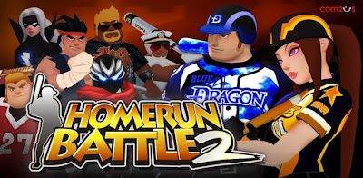 HOMERUN BATTLE 2 v1.0.7 | Games Apk