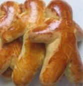 Biscuits de SAint Nicolas : Le Mannele