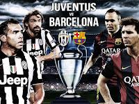 Prediksi Juventus vs Barcelona Hasil Nanti Malam Dini Hari