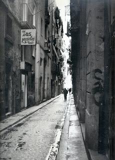 Panoràmica del carrer