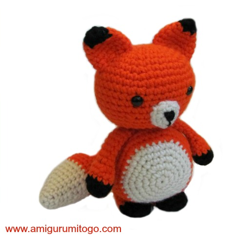 Amigurumi Strawberry Girl Free Pattern : Adorable Mister Fox ~ Amigurumi To Go