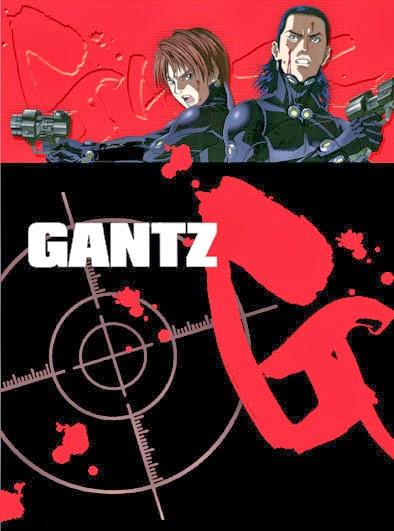 gantz anime torrent