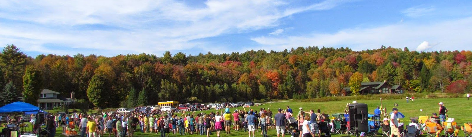 Vermont Pumpkin Chuckin' Festival - by Green Mtn Mkting and Adv.