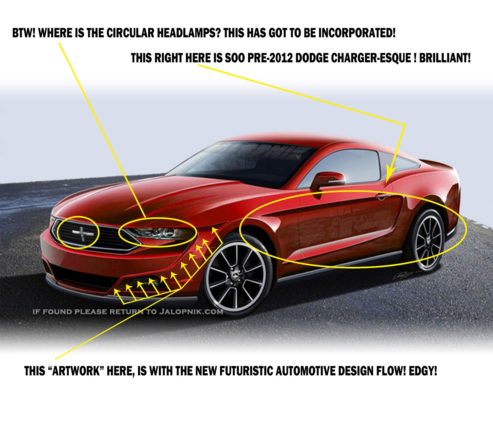 2015 Ford Mustang 2014