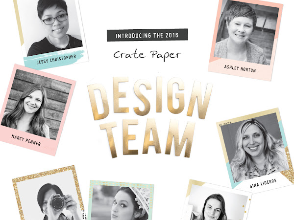 2016 Crate Paper Design Team