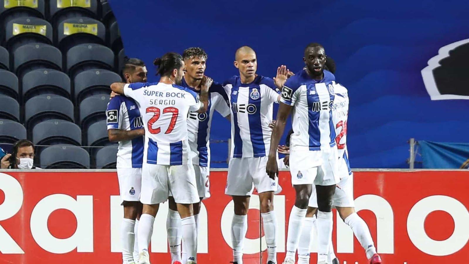 Sei não… mas parece que o Porto vai ser campeão