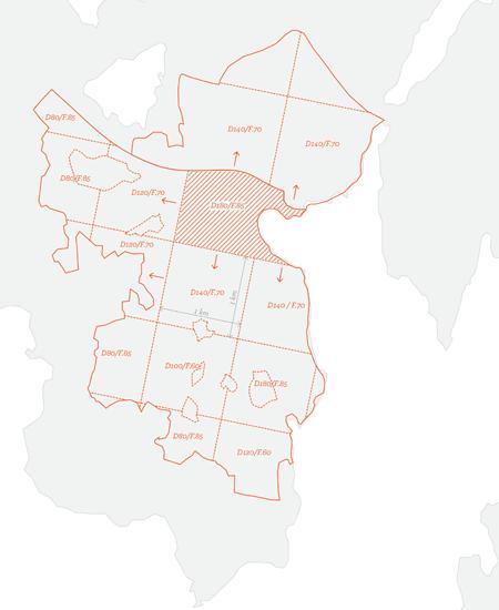 Kungsängen - Tiling Strategie