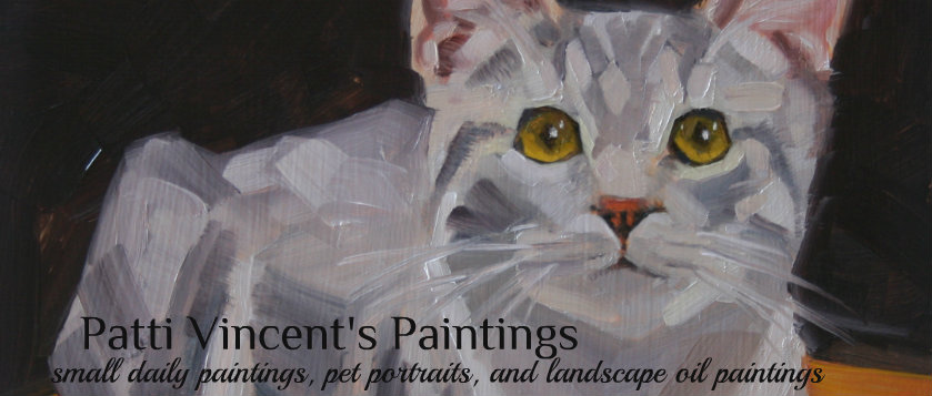 Patti Vincent&#39;s Paintings