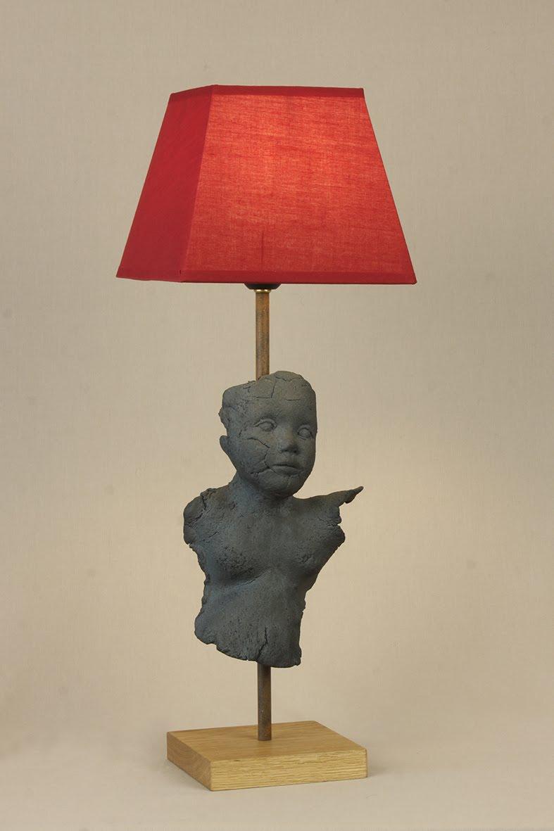 SCULPTURE LAMPE