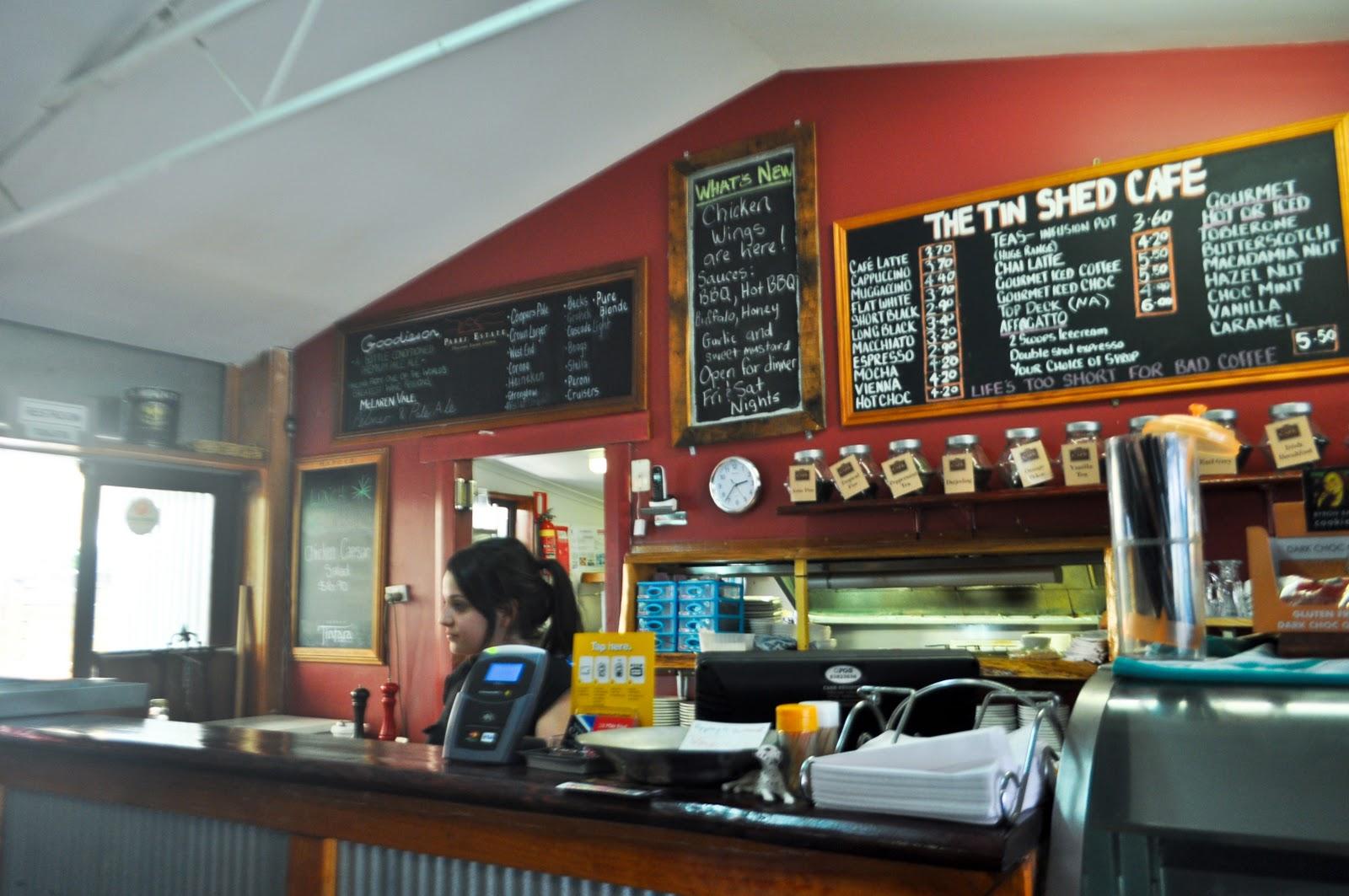 Corner Stop Cafe Menu Dexter Mo