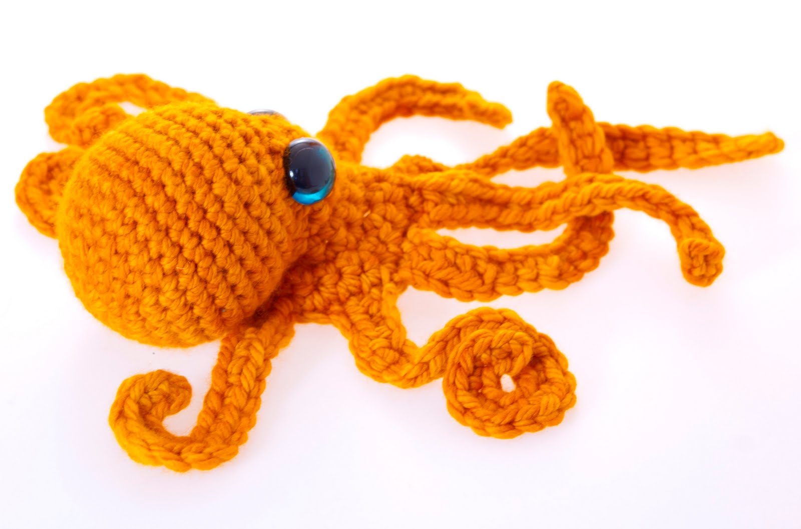 Ruby Submarine: Coming soon... the Octopus crochet pattern