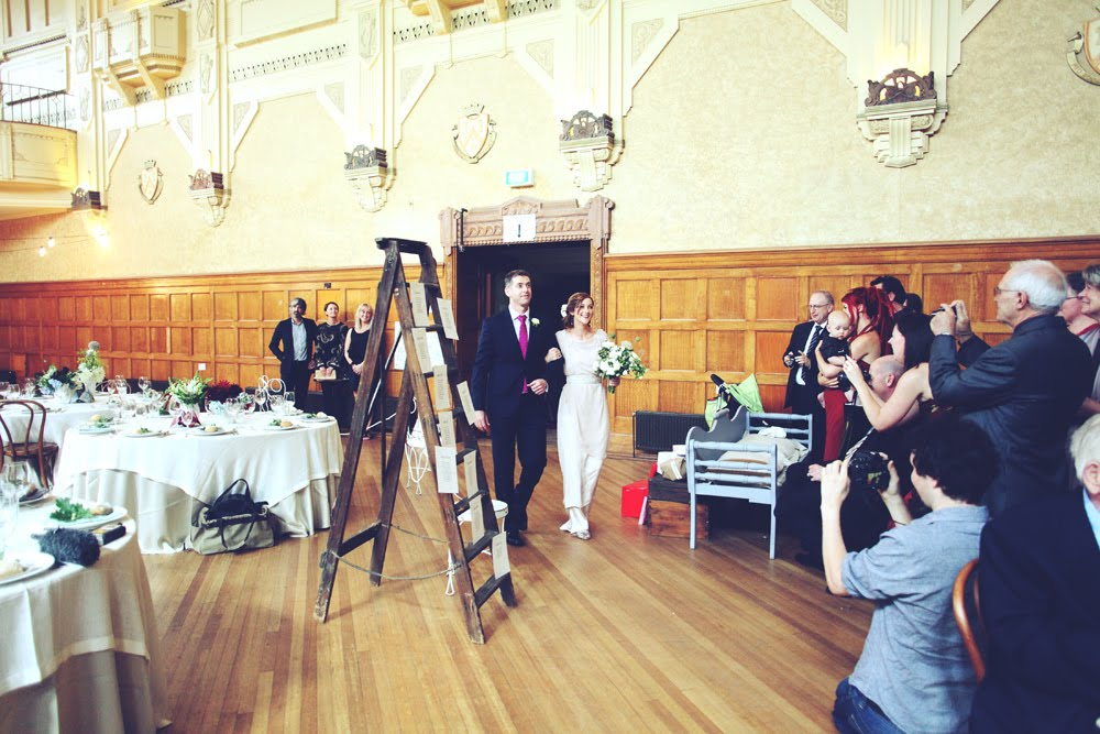 northcote town hall wedding
