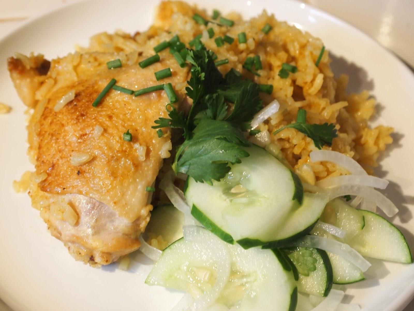 gai japanese chicken curry rice khao mok gai thai rice thai fried rice ...