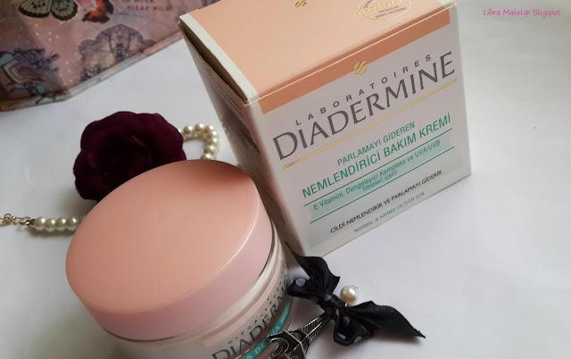 Diadermine Nemlendirici Krem, skin care, face cream, diadermine, diadermine krem, parlamayı önleyici krem, yüz kremi,