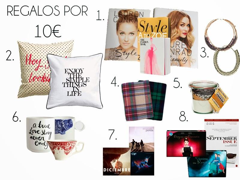 8 regalos por menos de 10 life out of vogue for Regalos amigo invisible 10 euros
