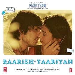 listen Baarish hindi mp3 music quality songs 128 kbps