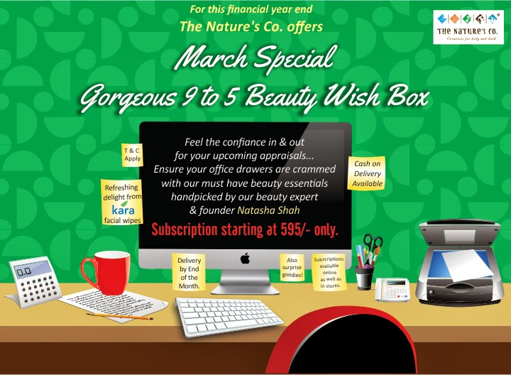 The Nature's Co. Founder unveils beauty essentials at work! image