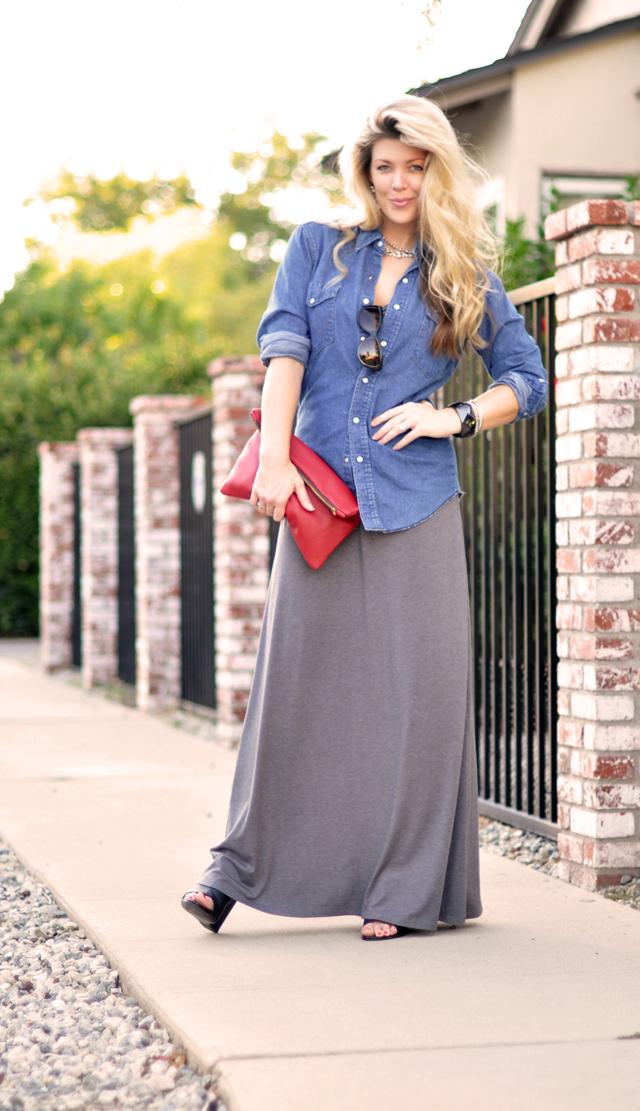 ways to wear it maxi dresses skirts maegan