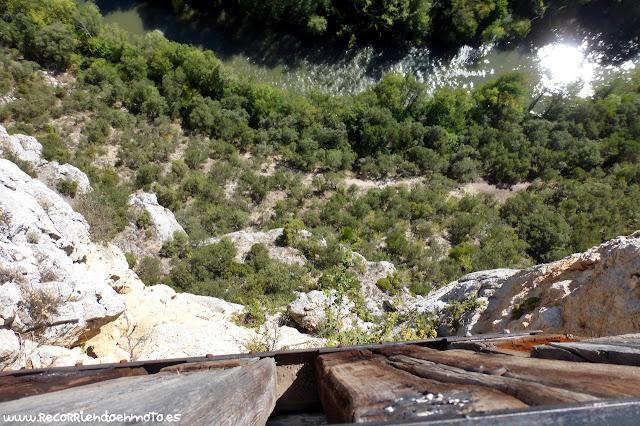 Altura Cañón del Ebro