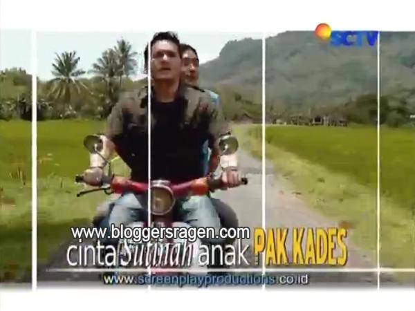 Cinta Sutinah Anak Pak Kades FTV