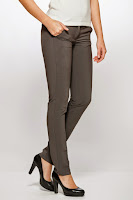 Pantaloni clasici dungi fine Be You