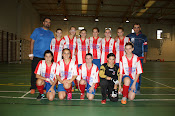 Juniores Futsal Fem. 2011/2012