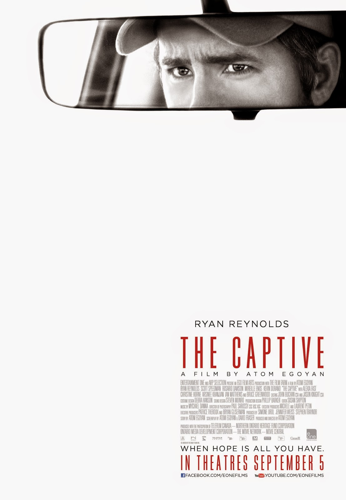 Win Tickets to see 'The Captive'!