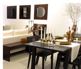 sala de estar e jantar decora%25C3%25A7%25C3%25A3o Quadros Decoração de Salas: Entenda Melhor o Uso dos Quadros