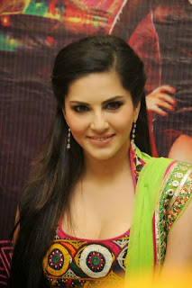 Actress Sunny Leone Latest Pictures at Jackpot Movie Promotion  0017