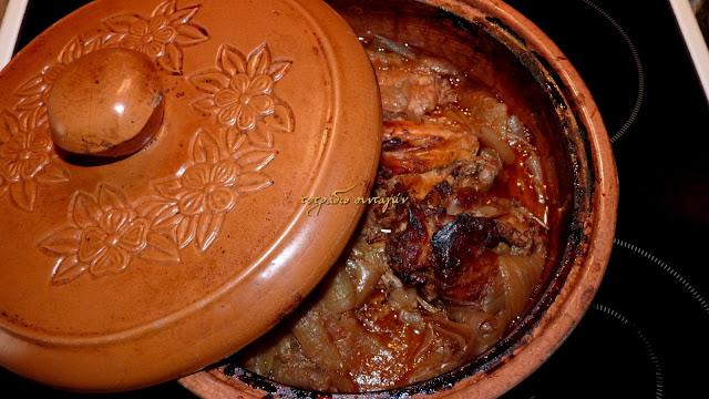 κουνέλι στιφάδο-koyneli stifado-τετράδιο συνταγών